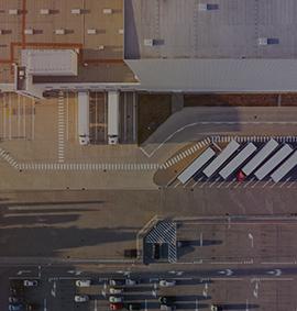 Magazyny centra logistyczne