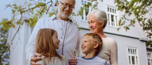 Spadek po dziadkach – mieszkanie, dom, działka